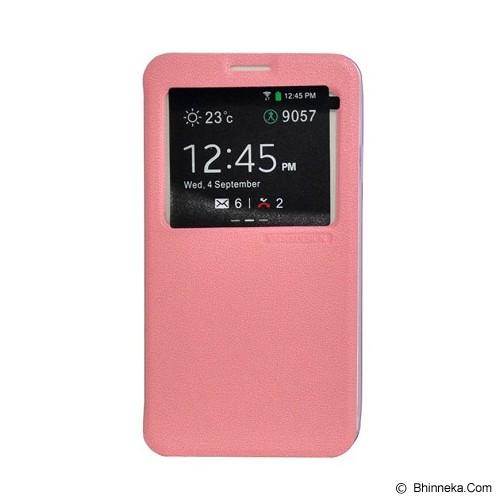 TUNEDESIGN FolioAir for Samsung Galaxy Note 3 - Pink - Casing Handphone / Case