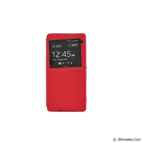 TUNEDESIGN FolioAir for Sony Xperia Z2 - Red - Casing Handphone / Case