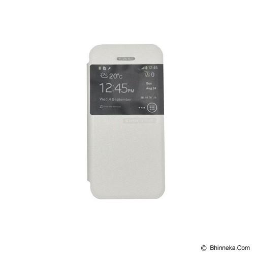 TUNEDESIGN FolioAir for iPhone 5G/5S - White - Casing Handphone / Case