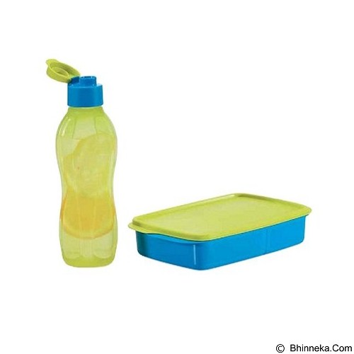 TUPPERWARE Cool Teen Set - Lunch Box / Kotak Makan / Rantang