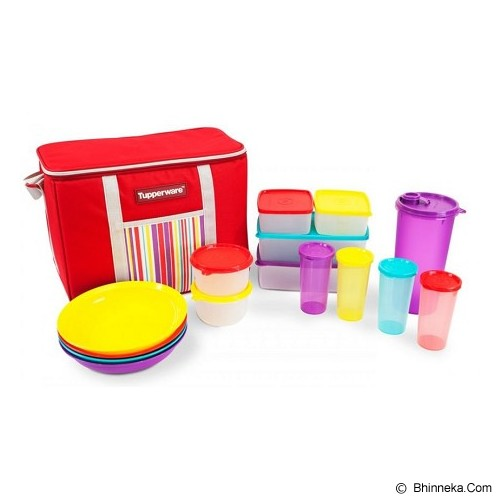 TUPPERWARE Family Day Out - Lunch Box / Kotak Makan / Rantang