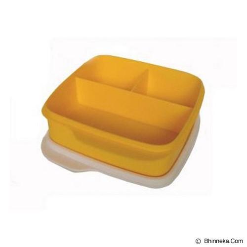 TUPPERWARE Lolly Tup - Kuning - Lunch Box / Kotak Makan / Rantang