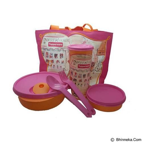 TUPPERWARE Miss Belle Set - Lunch Box / Kotak Makan / Rantang