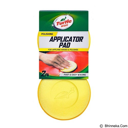 TURTLE WAX Application Pad [TWA-121] (Merchant) - Sponge/Microfiber/Lap Mobil