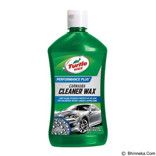 TURTLE WAX Carnuba Cleaner Wax Liquid [T-6A] (Merchant) - Pengkilap Mobil / Wax