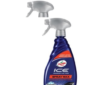 TURTLE WAX Ice Spray Wax [T-477R] (Merchant) - Pengkilap Mobil / Wax