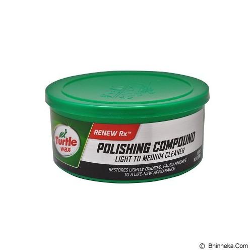 TURTLE WAX Polishing Compound Paste - Pengkilap Mobil / Wax