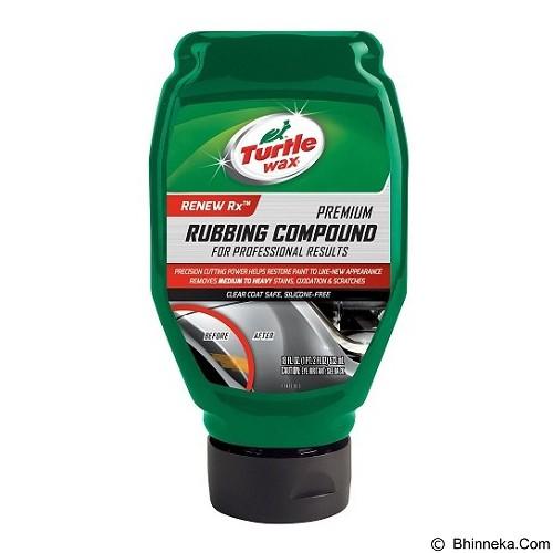 TURTLE WAX Premium Rubbing Compound Liquid [T-415] (Merchant) - Pengkilap Mobil / Wax