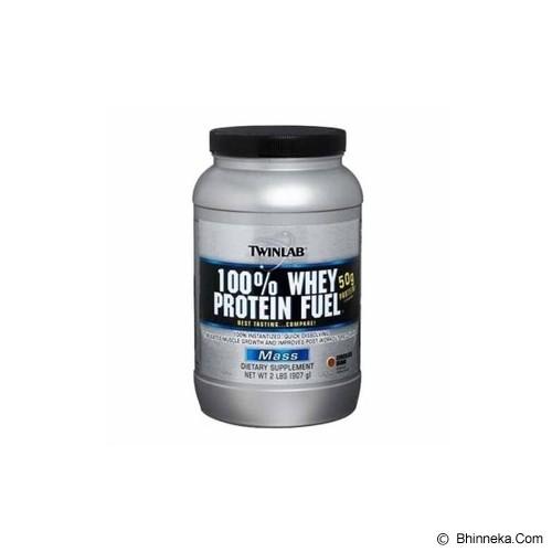 TWINLAB 100% Whey Protein Fuel 2 lb - Chocolate - Suplement Peningkat Metabolisme Tubuh