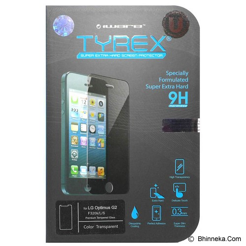 TYREX LG G2 Tempered Glass Screen Protector - Screen Protector Handphone