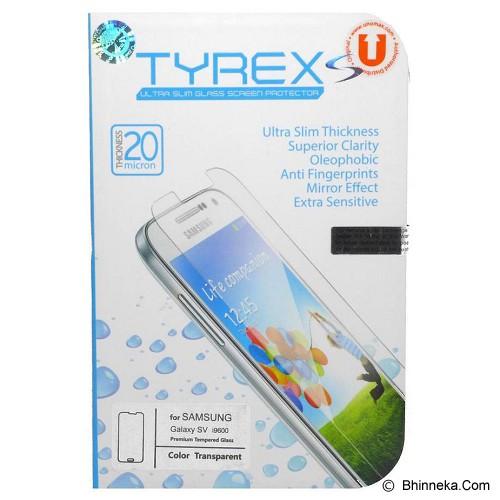 TYREX Slim 0.2mm Samsung Galaxy S5 Tempered Glass Screen Protector - Screen Protector Handphone