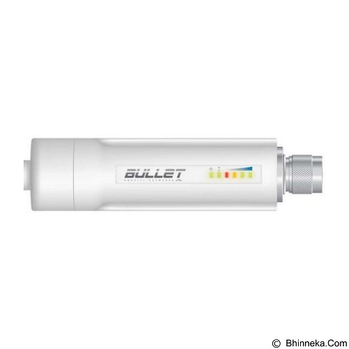 UBIQUITI Bullet M2 HP [UBNT BM2HP] (Merchant) - Radio Detection