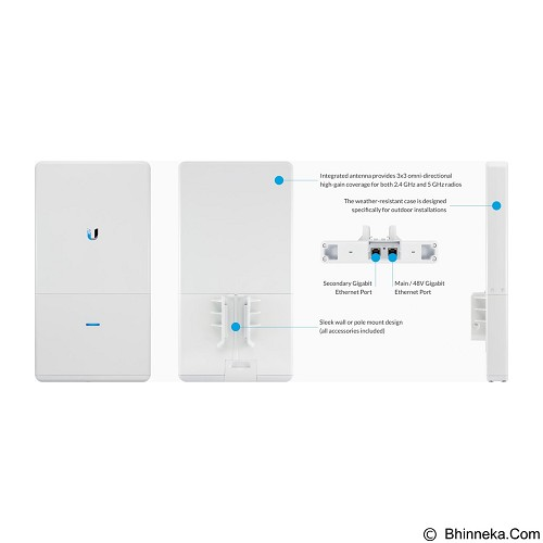 UBIQUITI Unifi AP AC Outdoor [UBNT UAP-AC Outdoor] (Merchant) - Access Point