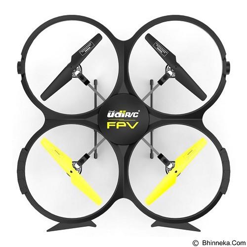 UDI U818A Wifi Upgrade - Black (Merchant) - Drone