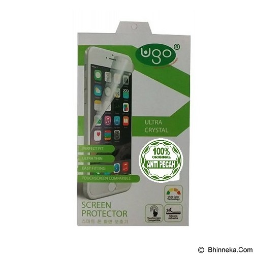 UGO Antipecah Sony Xperia M4 Aqua Front and Back (Merchant) - Screen Protector Handphone