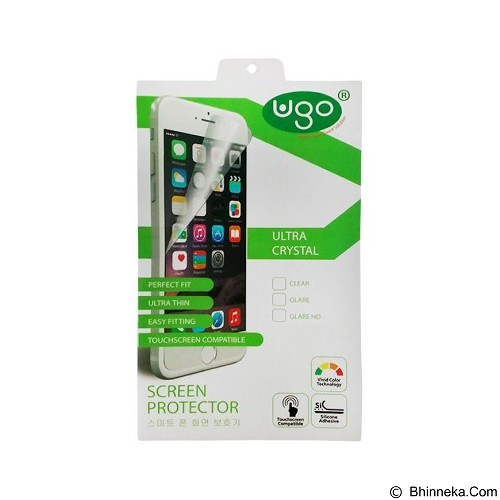 UGO Antigores Glare HD BB Q5 - Screen Protector Handphone