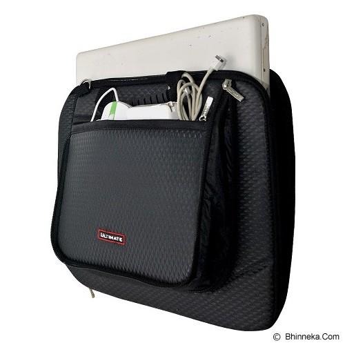 ULTIMATE Tas Laptop Single Diamond MX 11 Inch - Black - Notebook Carrying Case