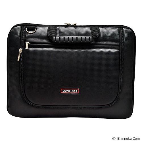 ULTIMATE Tas Laptop Single Kevlar MX 11 Inch - Black - Notebook Carrying Case