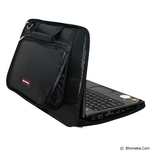 ULTIMATE Tas Laptop Single Kevlar MX 14 Inch - Black - Notebook Carrying Case