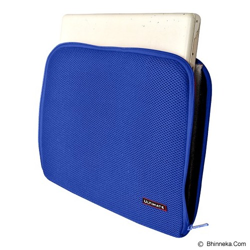 ULTIMATE Tas Laptop Plain RX 11 inch - Blue (Merchant) - Notebook Sleeve