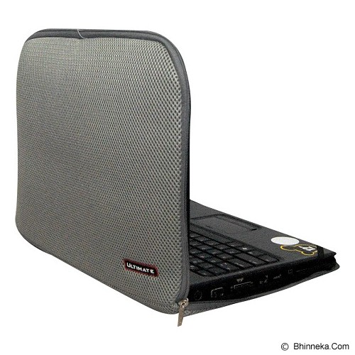 ULTIMATE Tas Laptop Plain RX 11 inch - Gray - Notebook Sleeve