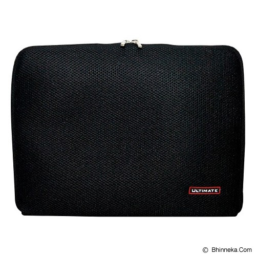 ULTIMATE Tas Laptop Plain RX 15 inch - Black - Notebook Sleeve