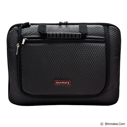 ULTIMATE Tas Laptop Single Diamond MX 10 Inch - Black - Notebook Carrying Case