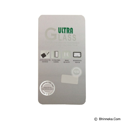 ULTRA Tempered Glass Universal 3.5 Inch Anti Gores Kaca (Merchant) - Screen Protector Handphone