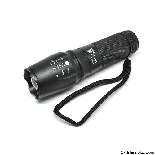 ULTRAFIRE Tactical Flashlight Mini Senter XPE LED W-01 (Merchant) - Senter / Lantern