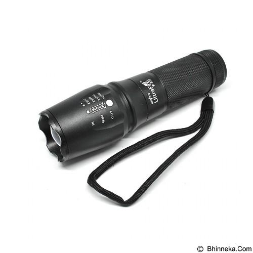 ULTRAFIRE Tactical Flashlight Mini Senter XPE LED W-01 (Merchant) - Senter / Lantern