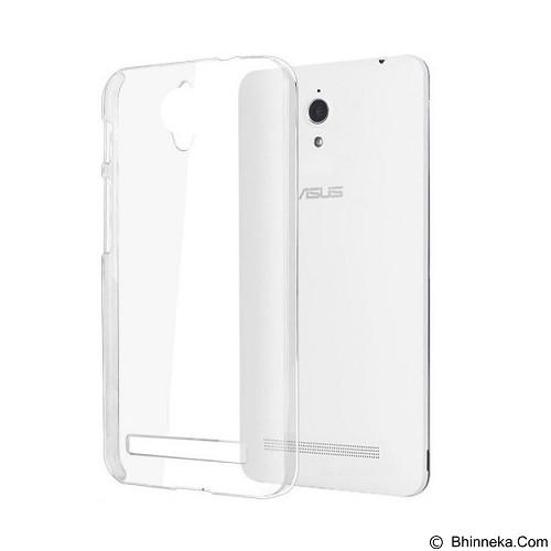 ULTRATHIN Asus Zenfone C ZC450TG TPU Case - Transparent White (Merchant) - Casing Handphone / Case