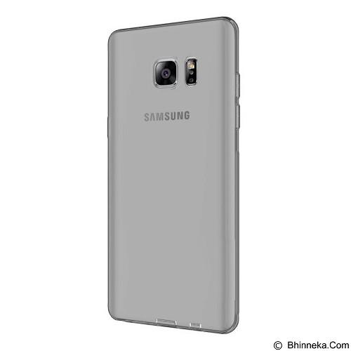 ULTRATHIN Case Shield Samsung Galaxy Note 7 - Transparent Black (Merchant) - Casing Handphone / Case