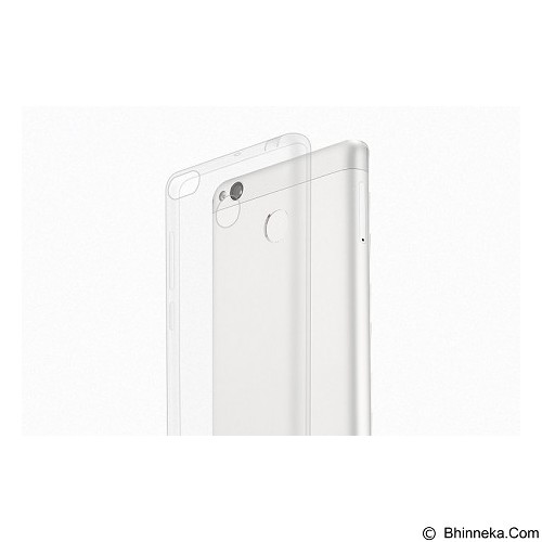 ULTRATHIN Case Xiaomi Redmi 3S - Clear (Merchant) - Casing Handphone / Case