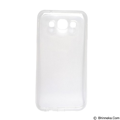ULTRATHIN Softcase Samsung Galaxy J2 (2016) Transparant - Clear (Merchant) - Screen Protector Handphone