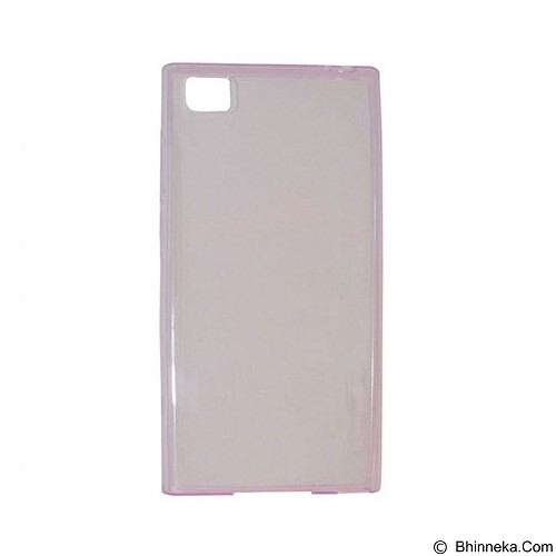 ULTRATHIN TPU Softcase for Xiaomi M3 - Purple (Merchant) - Casing Handphone / Case