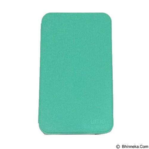 UME Enigma Case Samsung Galaxy Tab 3 V T116 Flip Cover - Green (Merchant) - Casing Tablet / Case