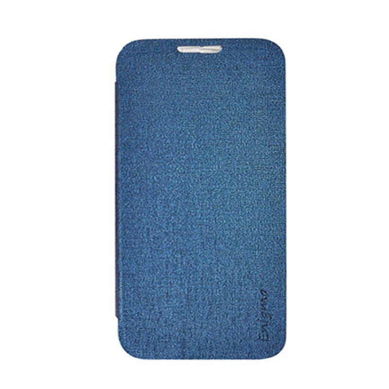 UME Soft Colorful for Lenovo A516 [UME-ESC-NV-A516] - Navy - Casing Handphone / Case