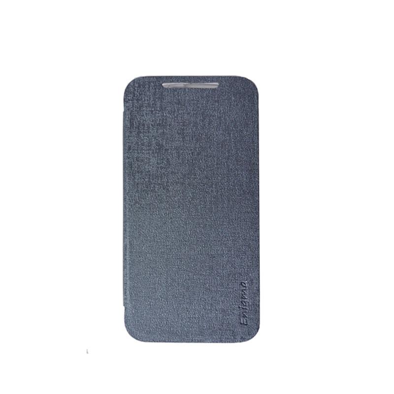 UME Soft Colorful for Lenovo A706 [UME-ESC-GRY-A706] - Grey - Casing Handphone / Case