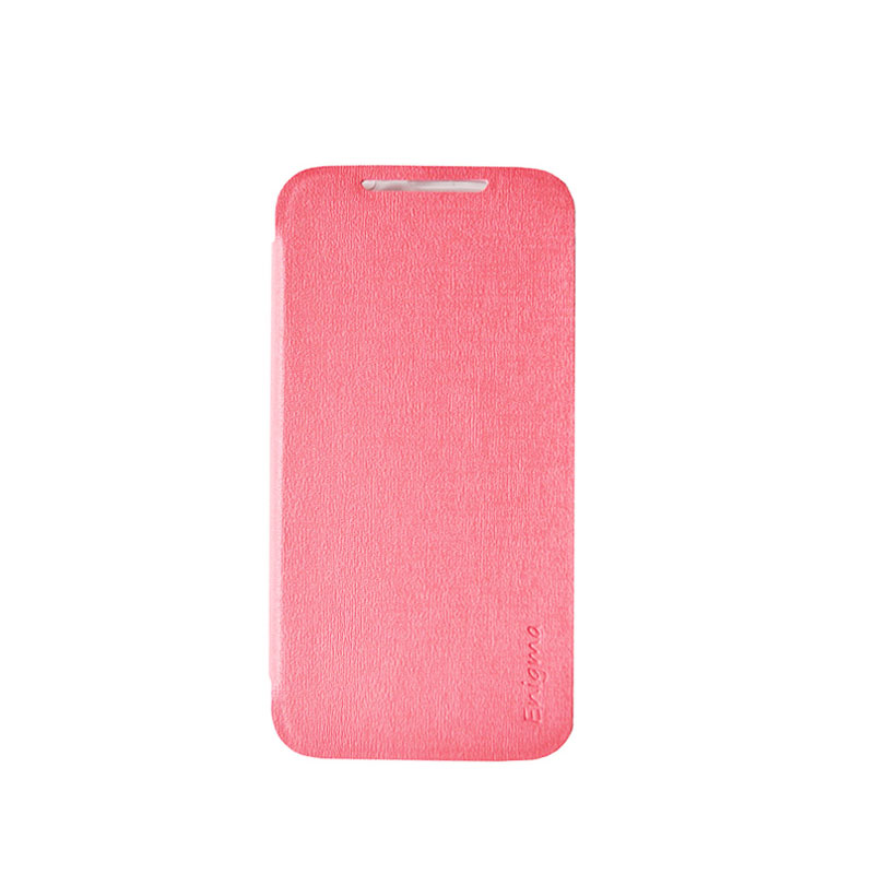 UME Soft Colorful for Lenovo A706 [UME-ESC-PK-A706] - Pink - Casing Handphone / Case