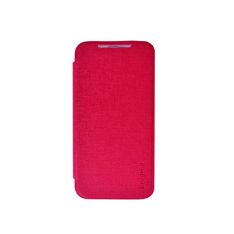 UME Soft Colorful for Lenovo A706 [UME-ESC-RD-A706] - Red - Casing Handphone / Case