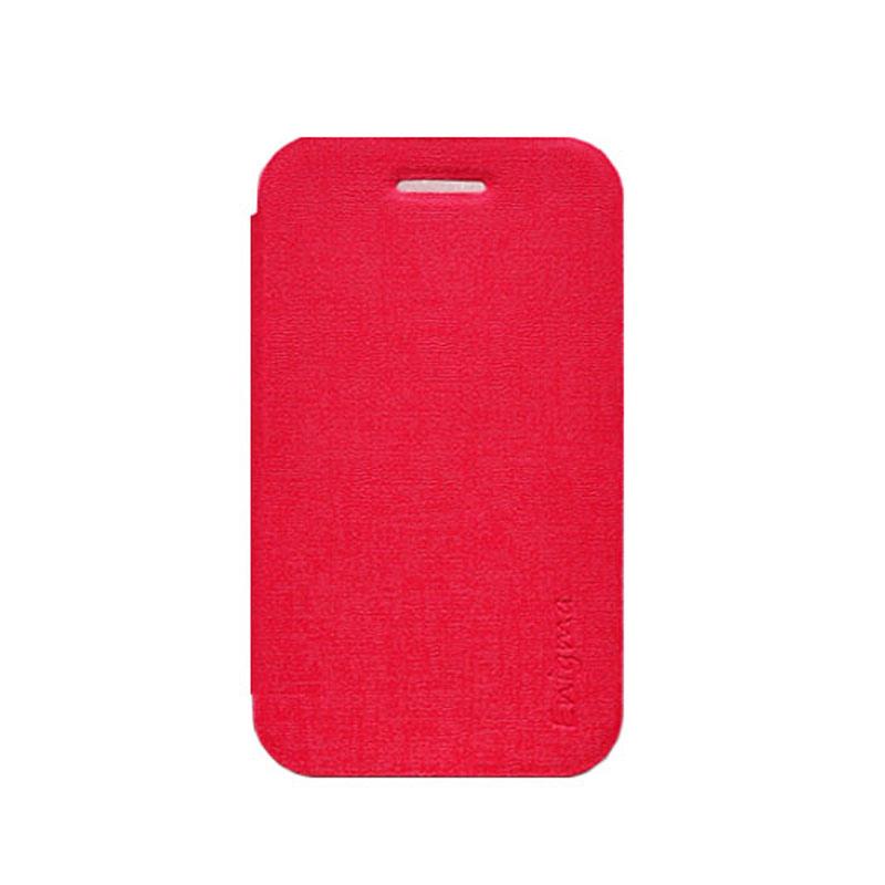 UME Soft Colorful for Lenovo A850 [UME-ESC-RD-A850] - Red - Casing Handphone / Case