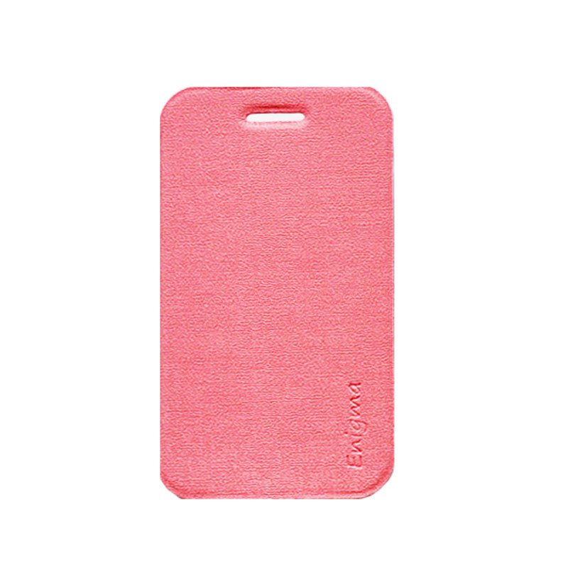 UME Soft Colorful for Samsung Galaxy Core [UME-ESC-PK-I8262] - Pink - Casing Handphone / Case