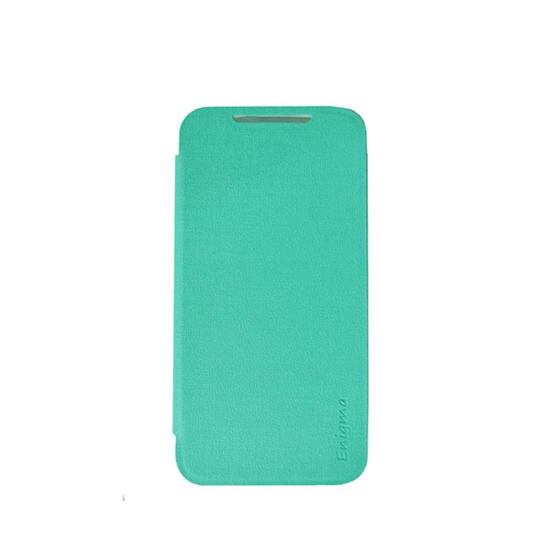 UME Soft Colorful for Lenovo A390T [UME-ESC-WT-A390T] - Green - Casing Handphone / Case
