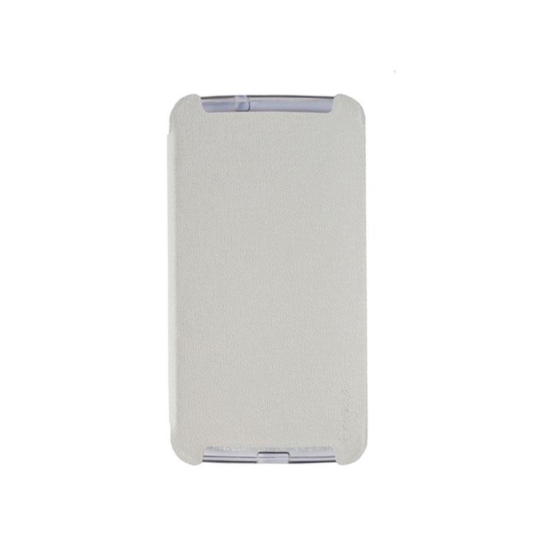 UME Soft Colorful for Lenovo A390T [UME-ESC-WT-A390T] - White - Casing Handphone / Case