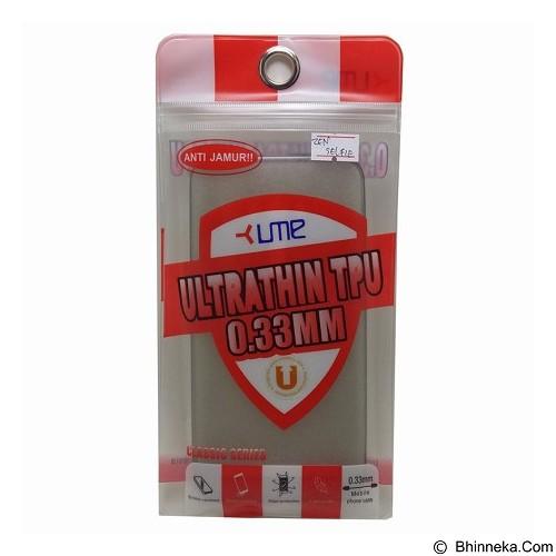 UME Ultra Fit Air Silicon Soft Case Asus Zenfone Selfie - Black - Casing Handphone / Case