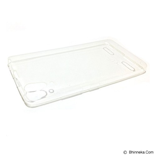 UME Ultra Fit Air Silicon Soft Case Lenovo A6000 (K3) - Clear - Casing Handphone / Case