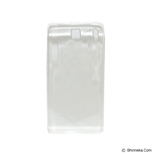 UME Ultra Fit Air Silicon Soft Case Lenovo A7000 (K3 Note) - Clear - Casing Handphone / Case