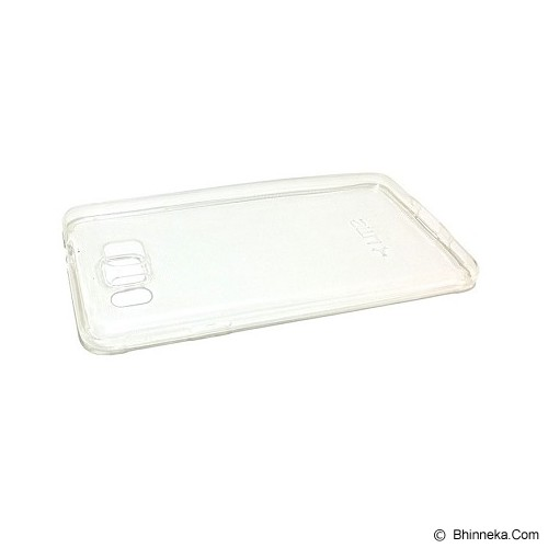 UME Ultra Fit Air Silicon Soft Case Samsung Galaxy Alpha - Clear - Casing Handphone / Case