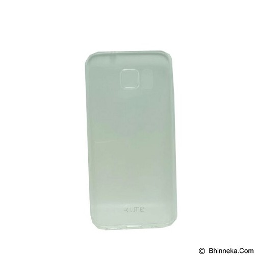 UME Ultra Fit Air Silicon Soft Case Samsung Galaxy S7 - Clear - Casing Handphone / Case