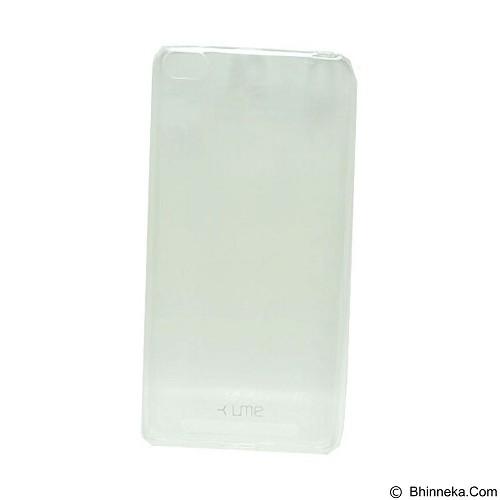 UME Ultra Fit Air Silicon Soft Case Xiaomi Redmi 3 - Clear - Casing Handphone / Case